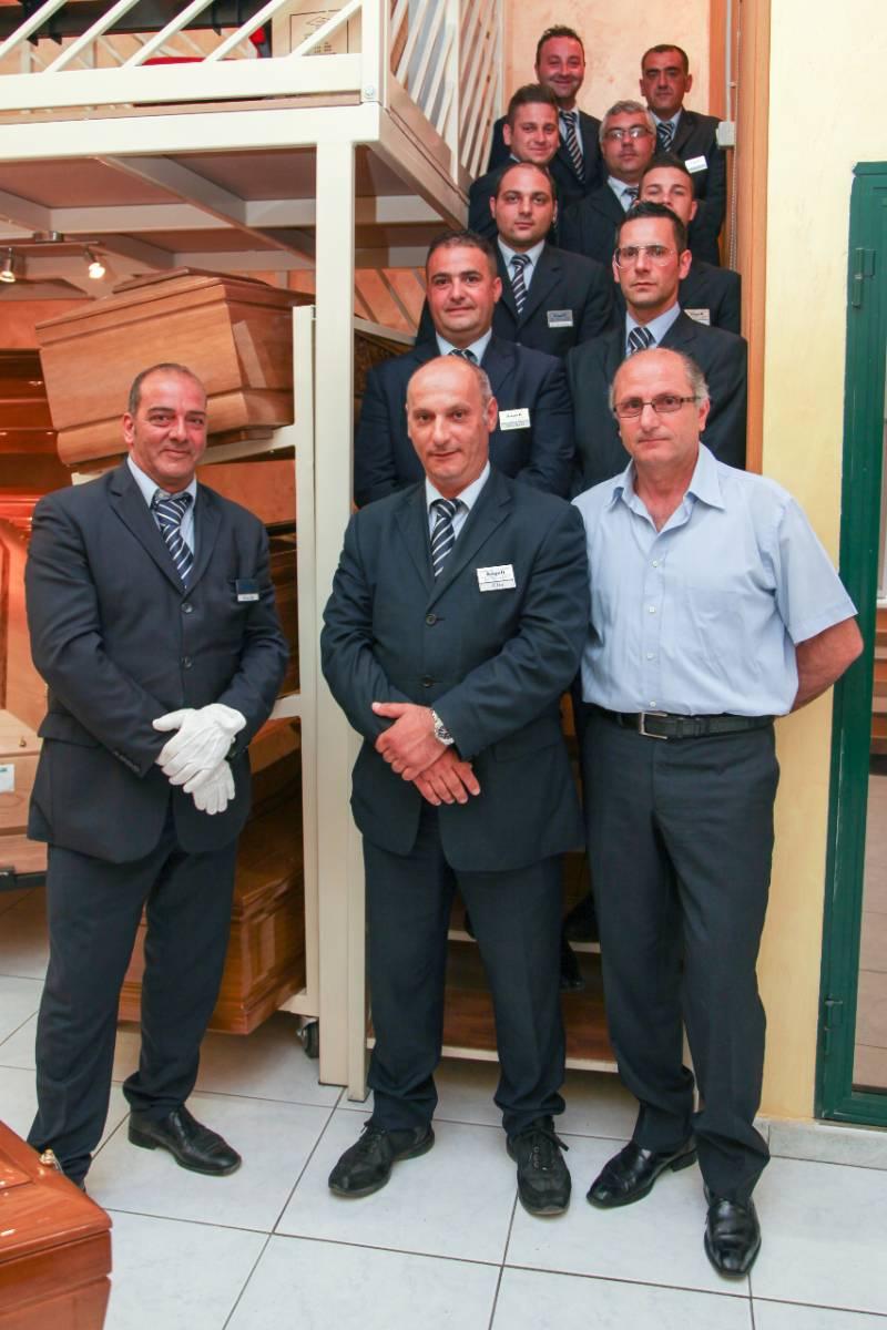 Staff onoranze funebri angeli foggia