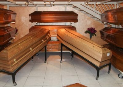 servizio funebre foggia Angeli
