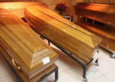 Angeli sevizi casse mortuarie Foggia Angeli