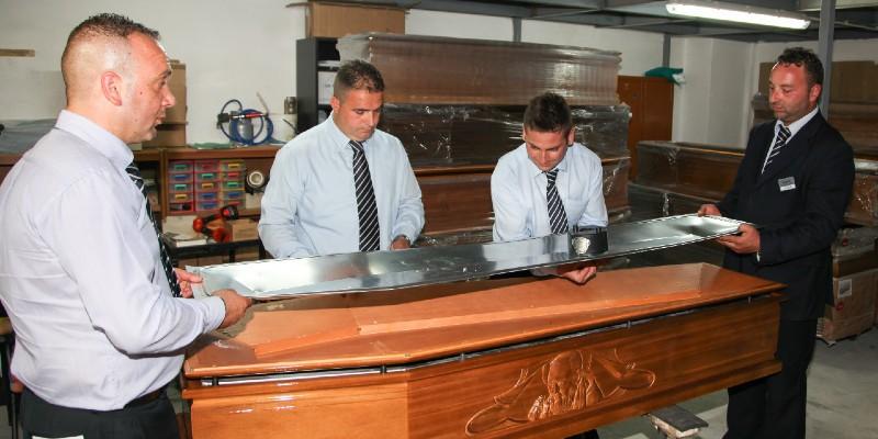 servizi funerari foggia angeli