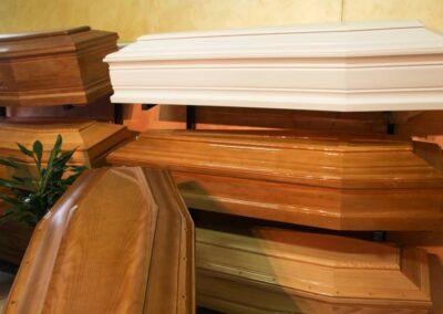 onoranze funebri angeli catalogo casse mortuarie